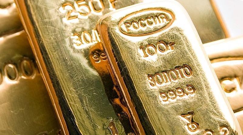 Рынок золота в России