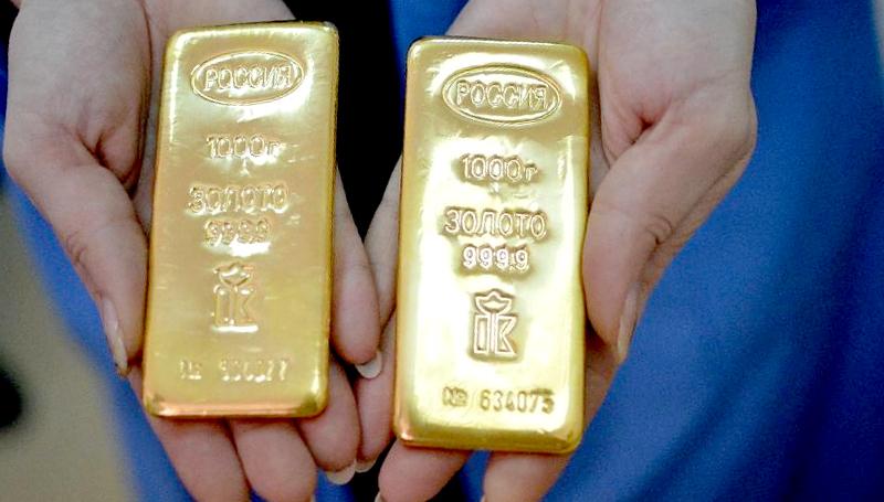 Слиток золота: сколько весит стандартный слиток в кг? Вес мерных слитков, размеры