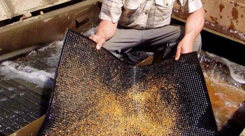 Промышленная добыча золота в России. Как куётся золотой резерв страны