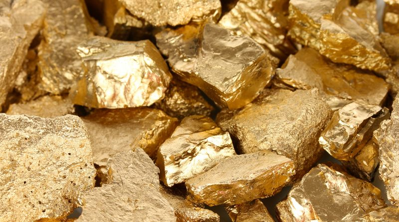 Физические свойства золота