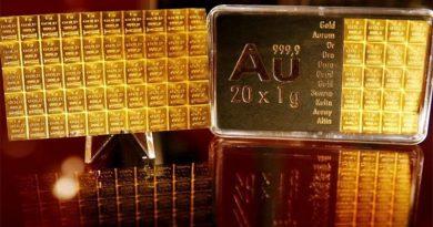 Химические свойства золота