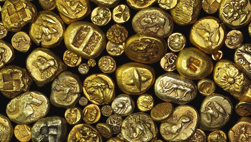 Краткая история золота - Золото от древности до современности