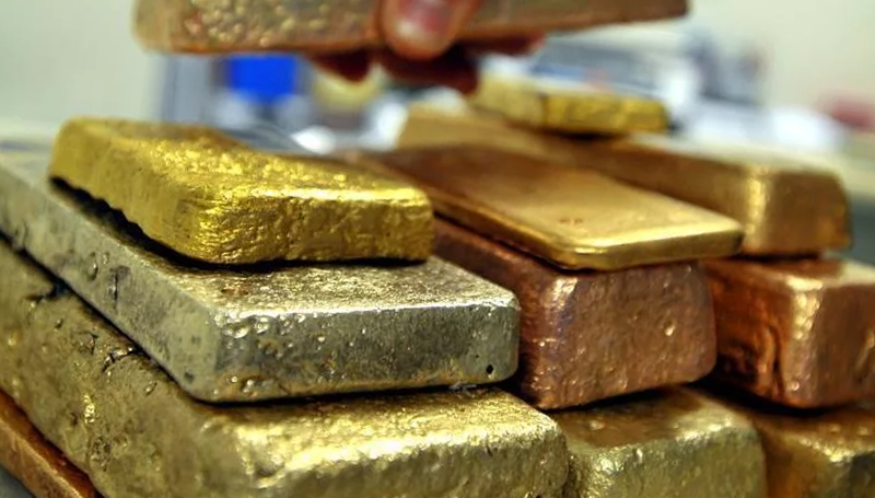 Prospects for gold mining