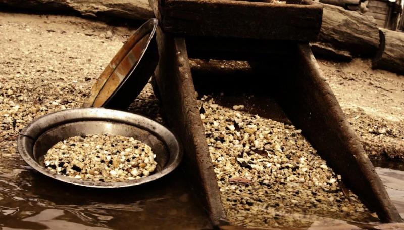 Перспективы добычи золота