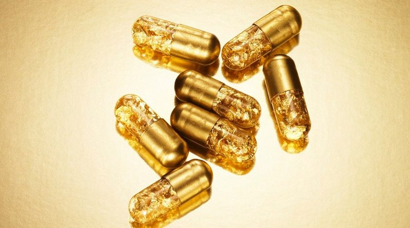 the use of gold in medicine