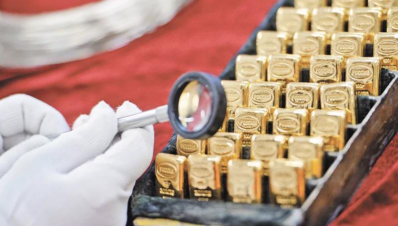 Сомнения перед приобретением золота