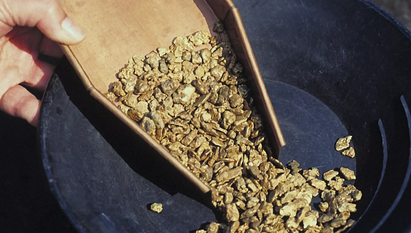 gold mining methods