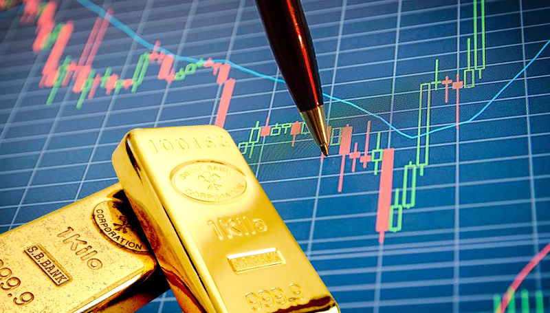 gold trading on the exchange