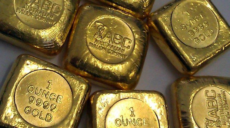 Знаменитая тройская унция золота