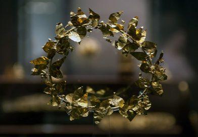 Золото Древней Греции. Роль в мировой истории.