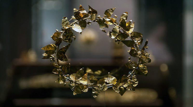 Золото Древней Греции