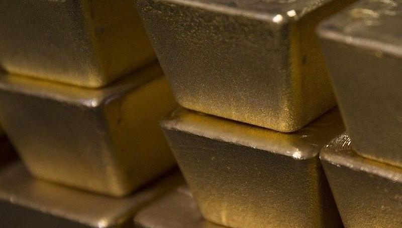 Золото СССР