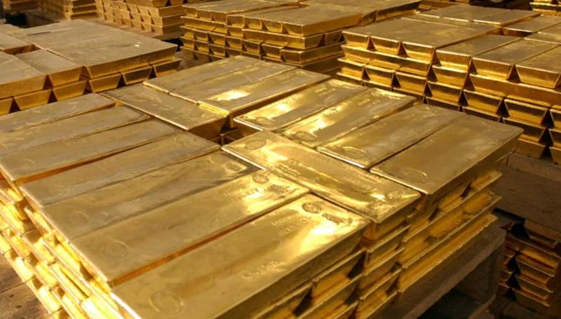 Золото США