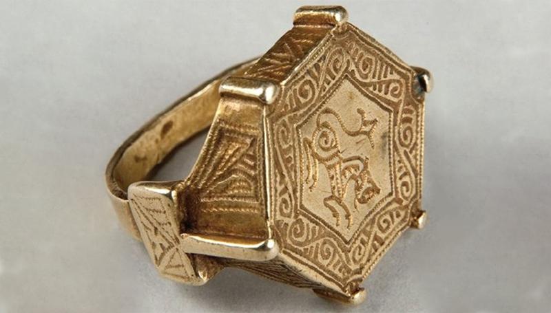 Золото Средневековья