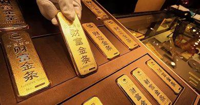 Золотой запас Китая