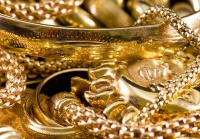 Золотые украшения. Таинственная магия непреходящих ценностей