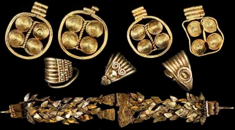 history gold in antiquity